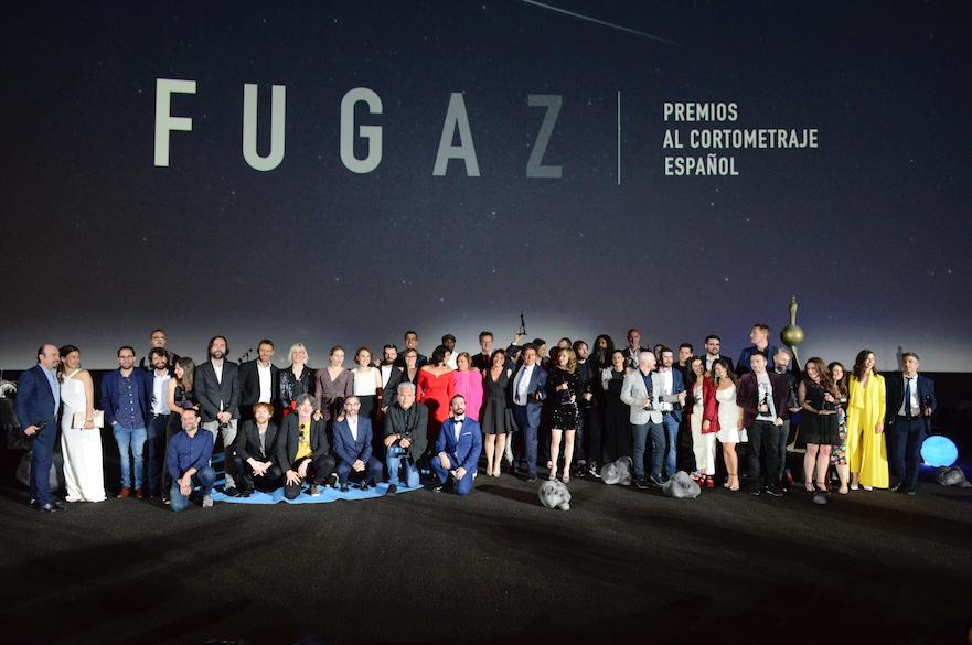 Foto Premios Fugaz 2019